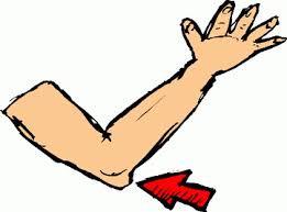 High Elbow & handsprit