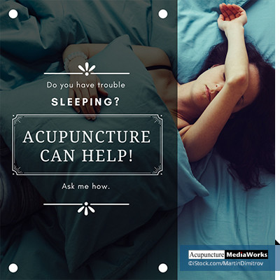 Research Update – Acupuncture and Insomnia
