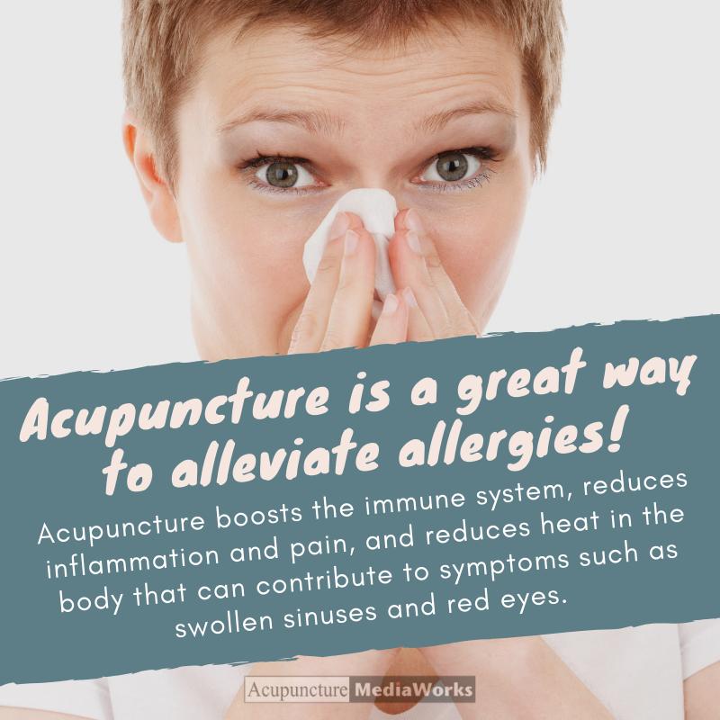 Acupuncture & Allergies