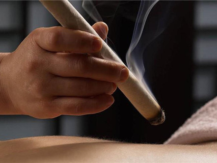 All About Moxibustion