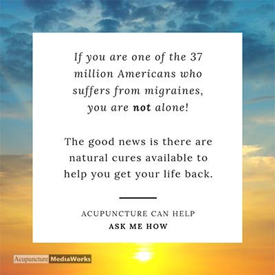 Acupuncture and Migraines