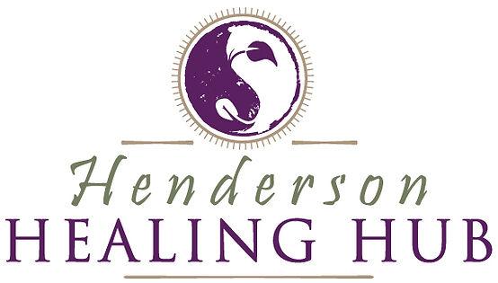 Henderson Healing Hub logo