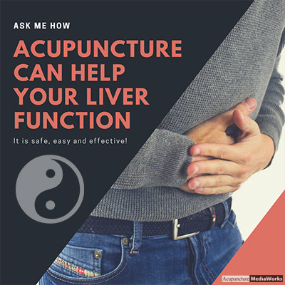 Acupuncture and the Liver                   (research update)