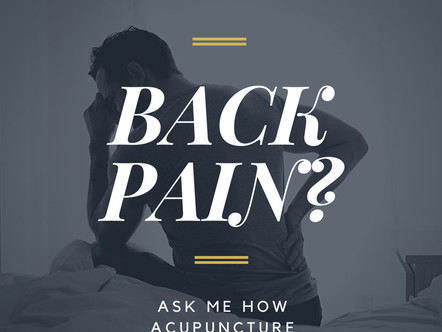 4 Ways to Massage Away Back Pain