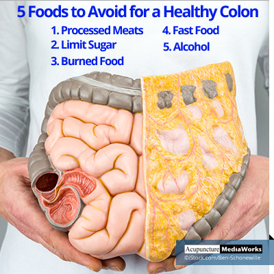 Colon Health what can TCM do?
