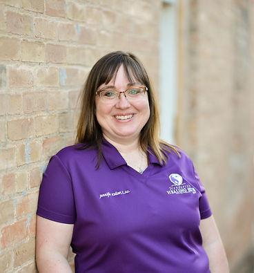 Jennifer Kolter, Licensed Acupuncurist and Healing Hub owner