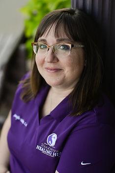 Jennifer Kolter, Licensed Acupuncturis and Healing Hub owner