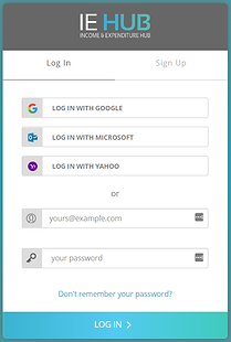 IE Hub customer portal login screen.PNG