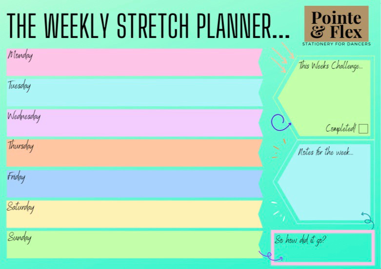 The Stretch Planner
