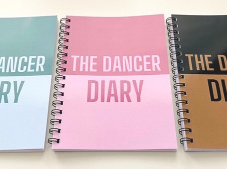 How to see REAL RESULTS using The Dancer Diary:
