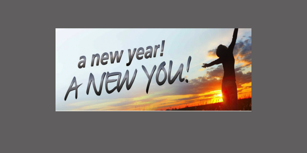 A New Year! A New You!