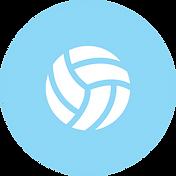 volleyball play bump set spike fun girls