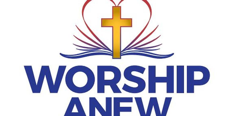 Worship Anew Volunteer Recognition