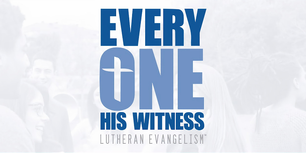 Every One His Witness Weekly Group Study