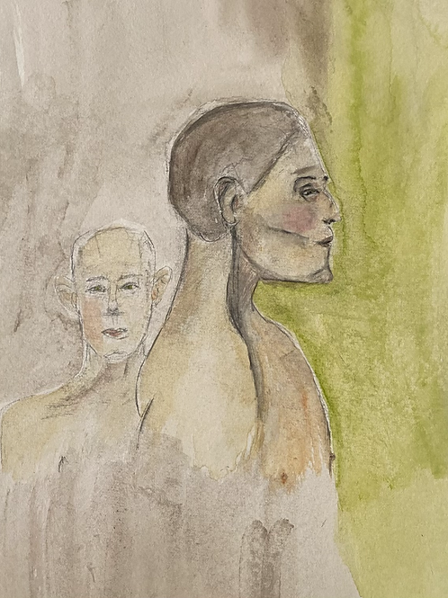 Two men SOLD