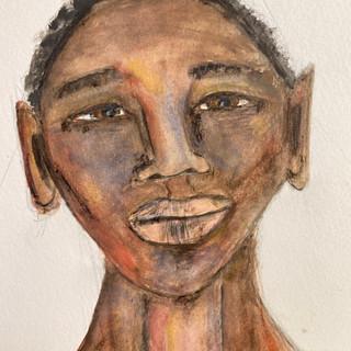 Kenyan portrait