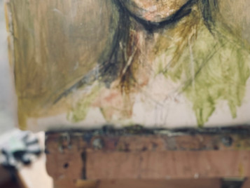 Painting someone's story