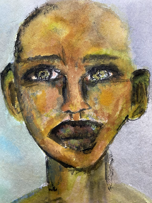 Untitled (unframed)
