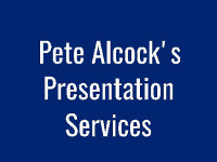 Pete Alcocks Presentation Services