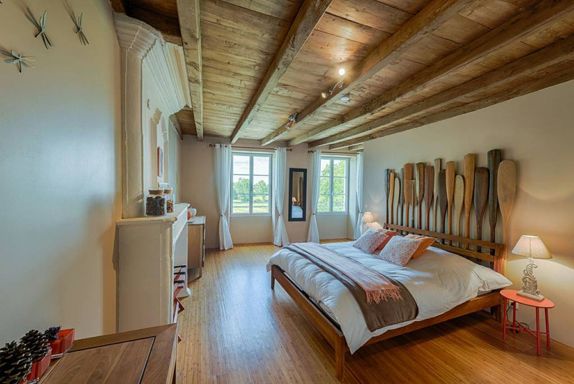 Chambre double Dans les bois