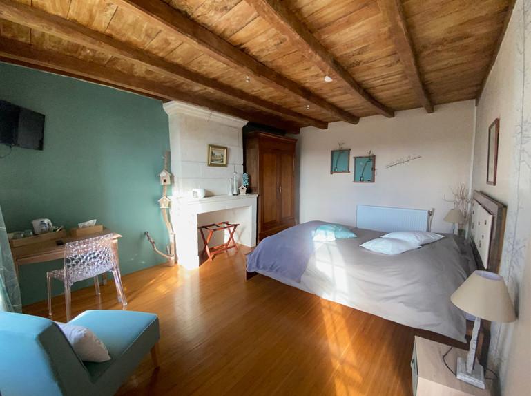 Chambre La Venise Verte