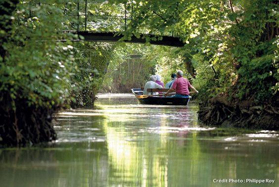 Le Marais Poitevin - La Venise Verte
