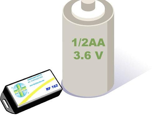 Batterie avec connecteur pour RF162
