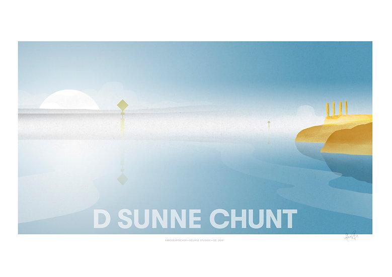 D SUNNE CHUNT