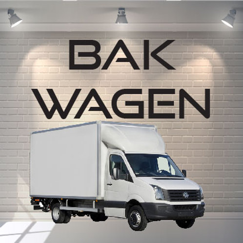 Bakwagen