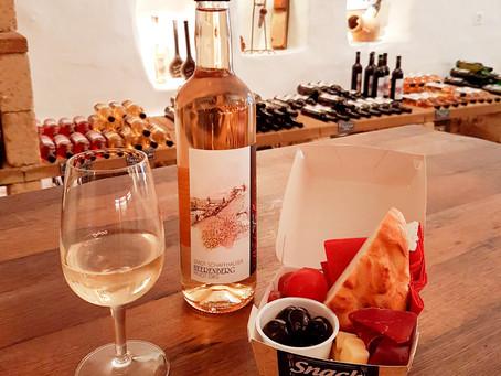 Pinot gris & Antipasti