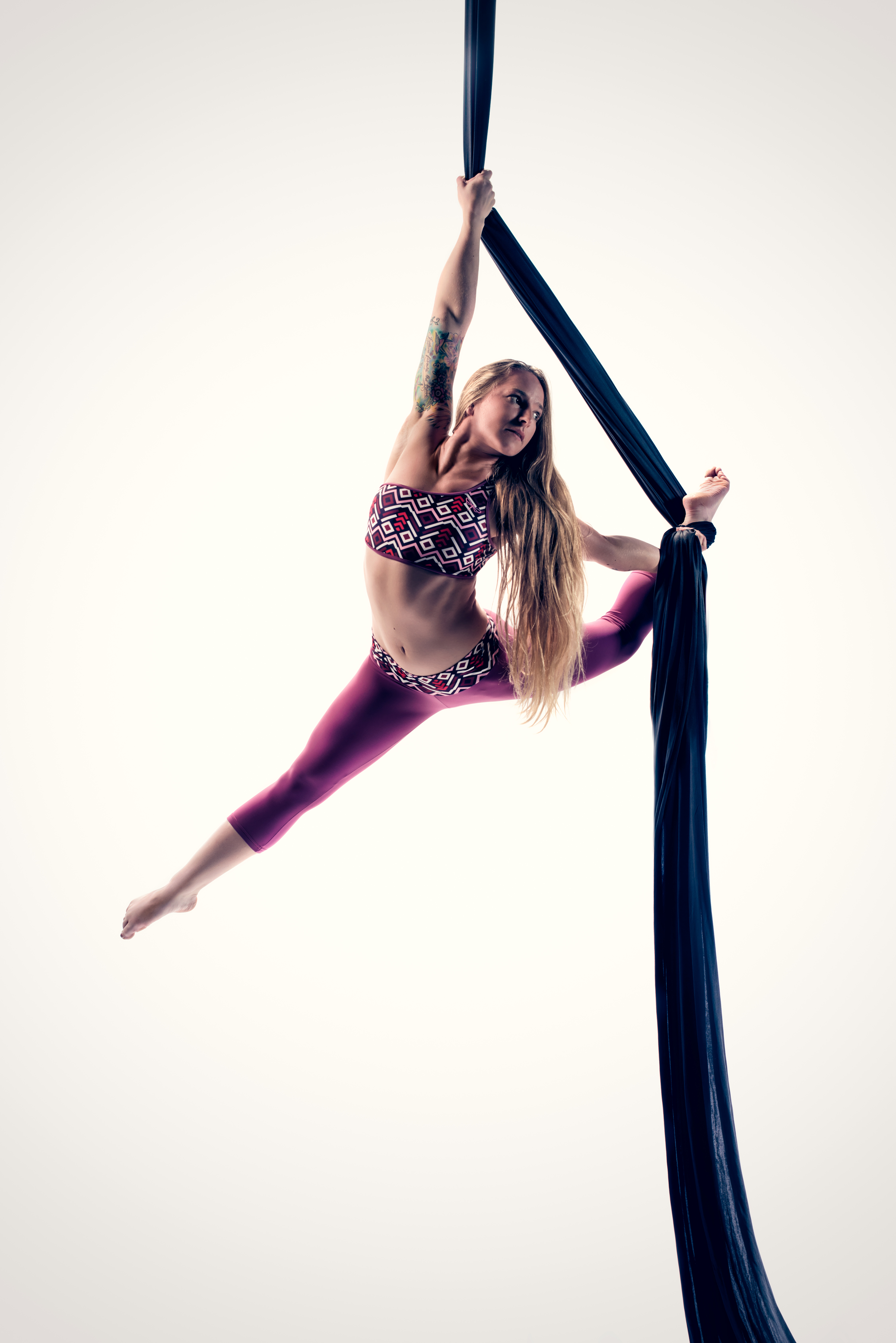 Aerial Silks Classes Chesterfield