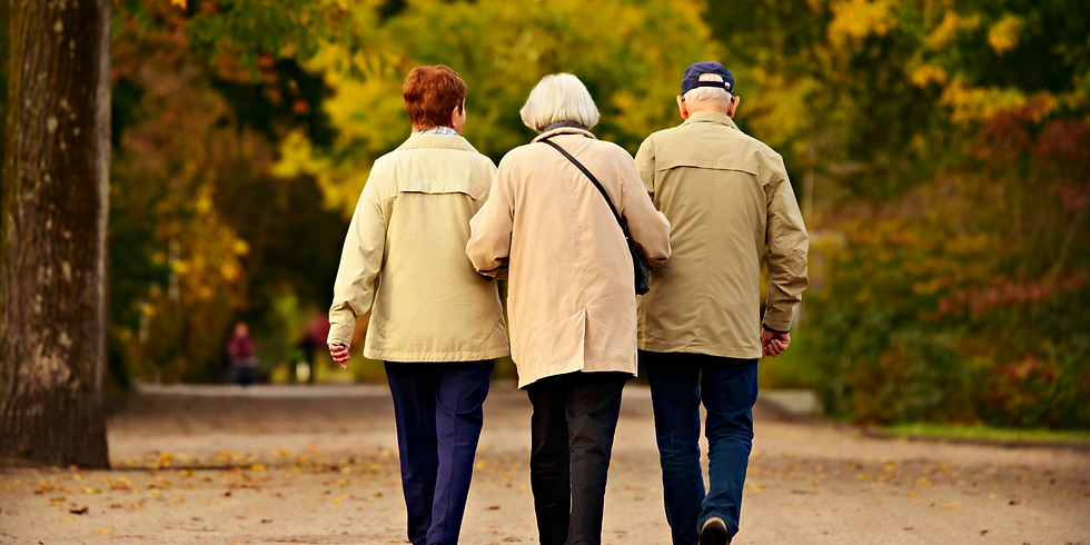 Mental Health Presentation: Stay Positive As You Age