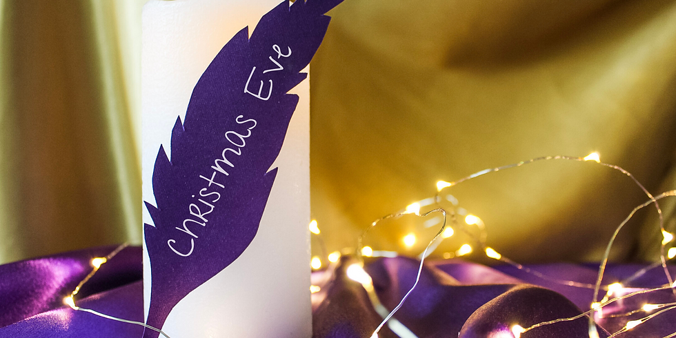 Christmas Eve Worship   Candlelight Service