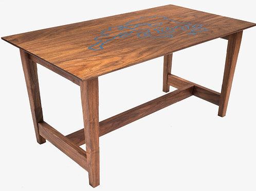 North Haven | Walnut Coffee Table
