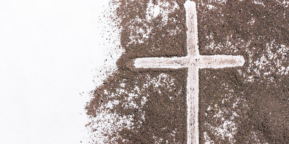 Ash Wednesday: 7PM Service