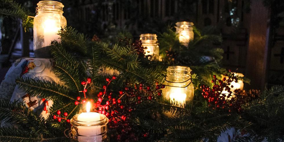 Meditative Christmas Eve Service