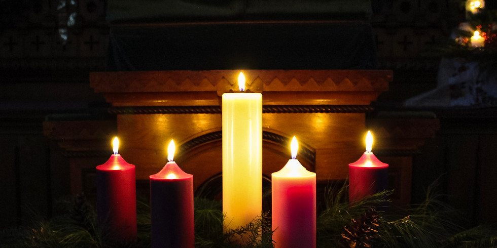 Christmas Eve Service: The Lessons & Carols of Christmas
