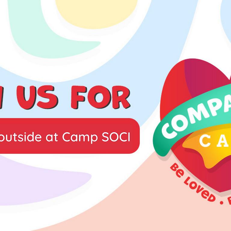 Compassion Camp Celebration