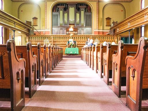 Sermon for December 8, 2019