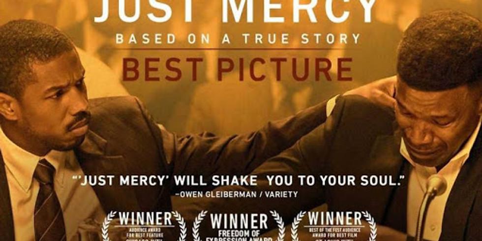 Free Outdoor Screening of Just Mercy!