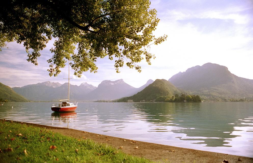 Les lacs alpins
