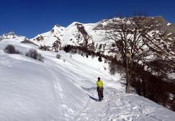 Ballades et neige