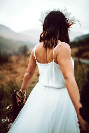 Scottish Elopement - Flossy & Dossy and Northern Aye and Wild Iris 23