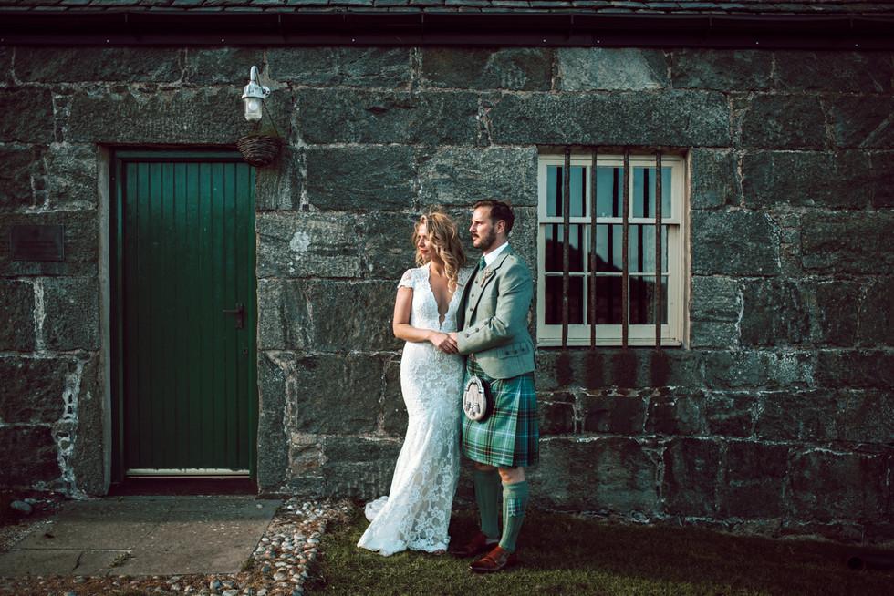 Wedding Tiree