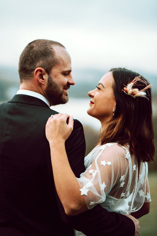 Scottish Elopement - Flossy & Dossy and Northern Aye and Wild Iris 35