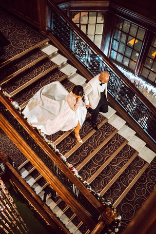 Grand Central Hotel Glasgow Wedding