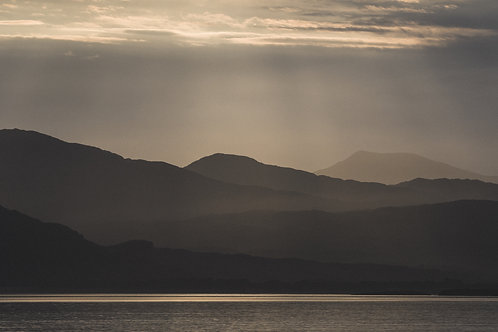 Argyll from the Sea