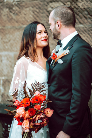 Scottish Elopement - Flossy & Dossy and Northern Aye and Wild Iris 31