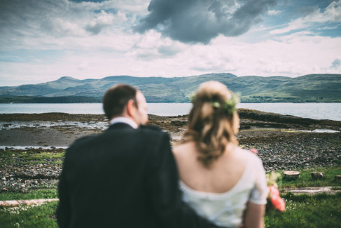 Wedding Isle of Mull