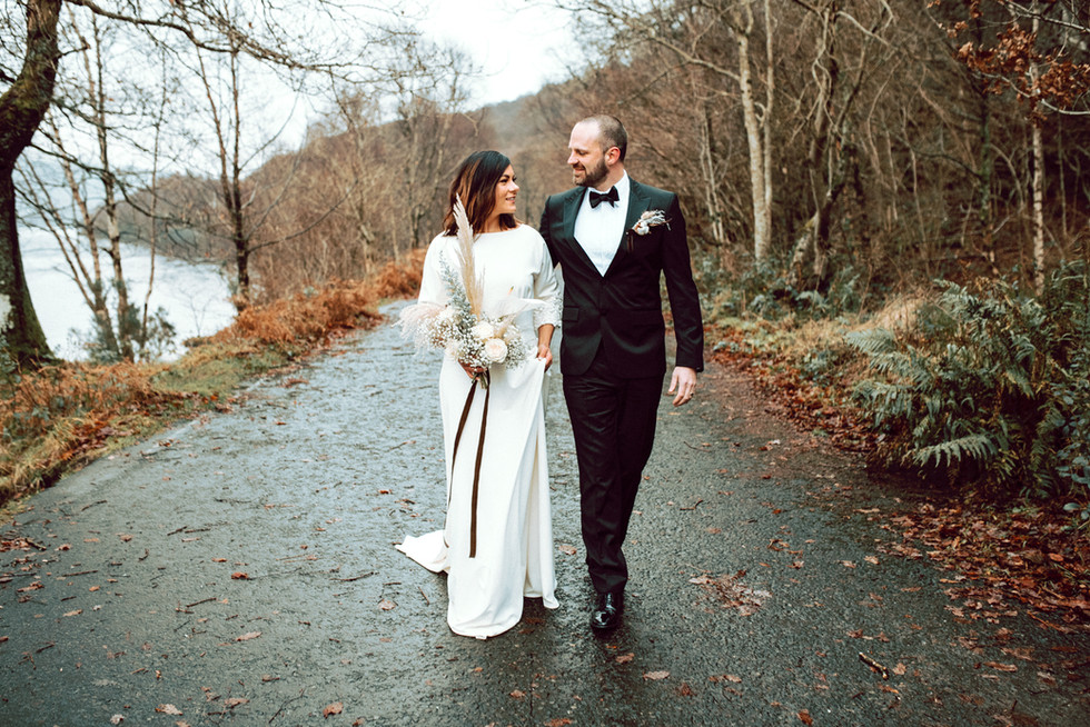 Scottish Elopement - Flossy & Dossy and Northern Aye and Wild Iris 12